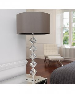 Endon Verdone Single Light Modern Incidental Table Lamp VERDONE