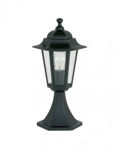 Endon YG-2002 Single Light Traditional Outdoor Light Post