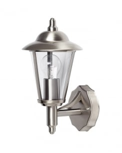 Endon YG-862-SS Single Light Modern Porch Light