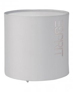 Esprit Canna Modern White Incidental Table Lamp 310762
