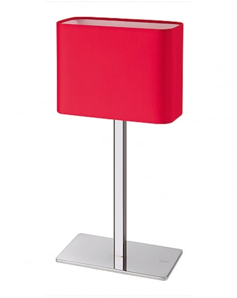Esprit Linea High Modern Pink Incidental Table Lamp 309754