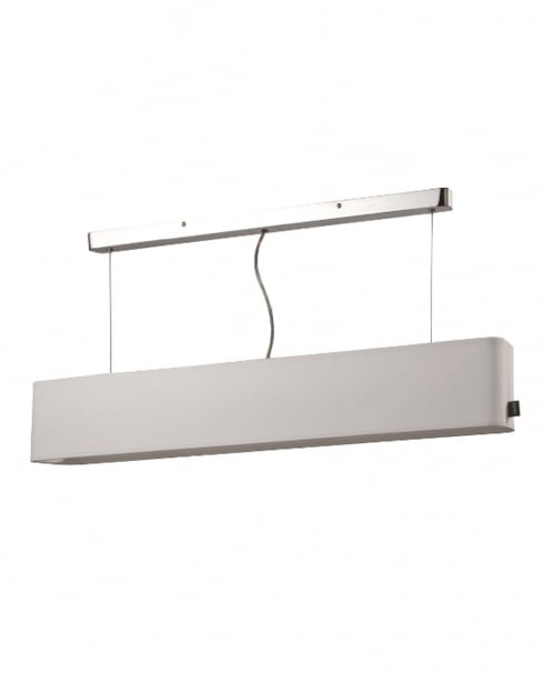 Esprit Linea Modern White Pendant Light 308141