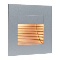Firstlight 1132SS Single Light Modern Recessed Wall & Step Light