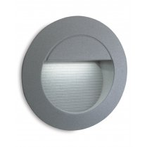 Firstlight 6080WH Single Light Modern Recessed Outdoor Light