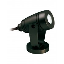 Firstlight 6403BK Single Light Modern Outdoor Lawn Spike