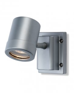 Firstlight Aero Single Light Modern Porch Light 5501AL