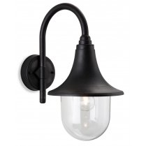 Firstlight Astra Single Light Traditional Porch Light 8660BK