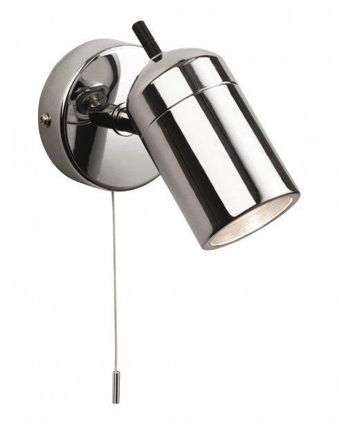 Firstlight Atlantic Single Light Modern Bathroom Spotlight Fitting 9050CH
