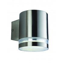 Firstlight Atlas Single Light Modern Porch Light 7404ST