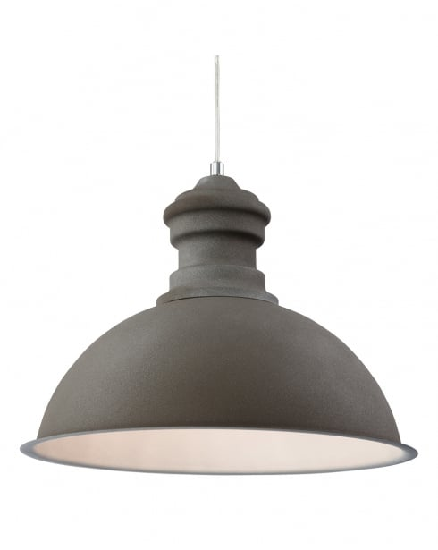 Firstlight Aztec Single Light Modern Pendant Light 2307CN