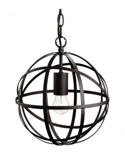Firstlight Castle Pendant Light 3436ABN
