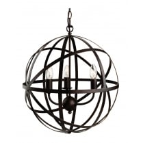 Firstlight Castle Pendant Light 3437ABN