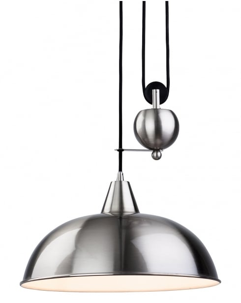Firstlight Century Single Light Modern Pendant Light 2309BS