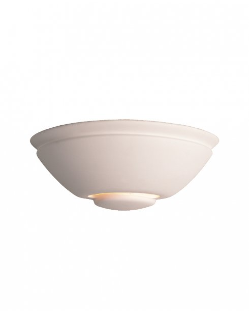 Firstlight Ceramic Single Light Modern Wall Light C307UN