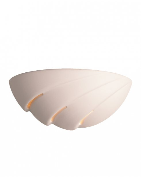 Firstlight Ceramic Single Light Modern Wall Light C312UN