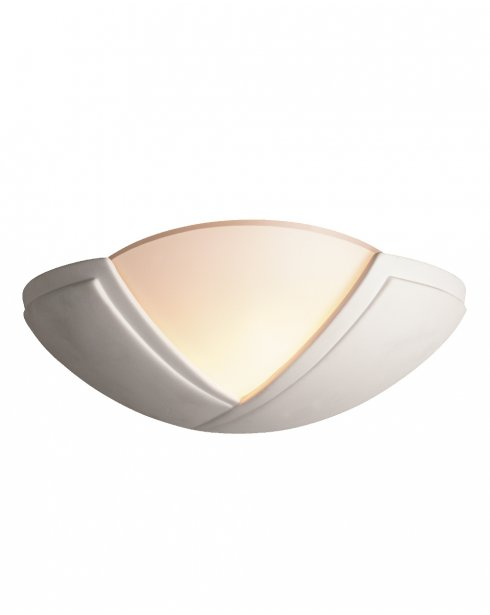 Firstlight Ceramic Single Light Modern Wall Light C322UN