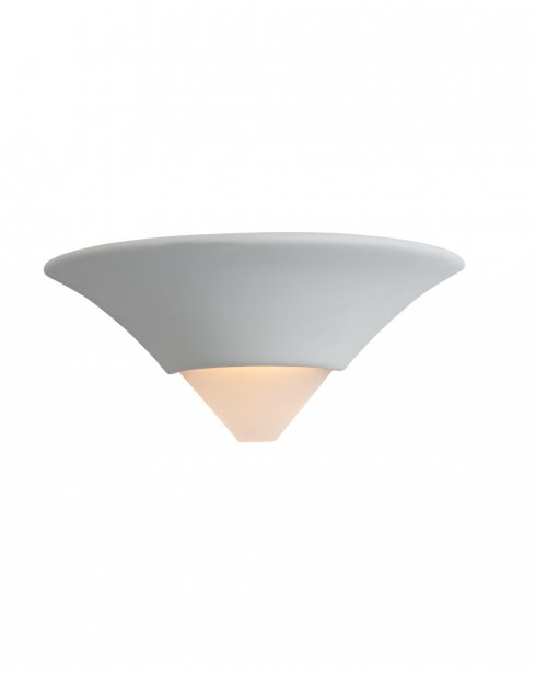 Firstlight Ceramic Single Light Modern Wall Light C340UN