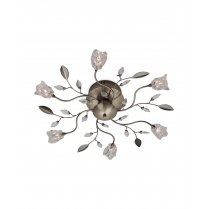Firstlight Cindy 6 Light Traditional Semi-Flush Fitting 8361AB