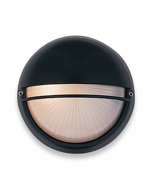 Firstlight Classic Single Light Modern Porch Light 5207BK