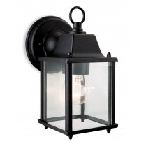 Firstlight Coach Single Light Traditional Porch Light 8666BK