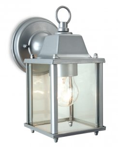 Firstlight Coach Single Light Traditional Porch Light 8666SI