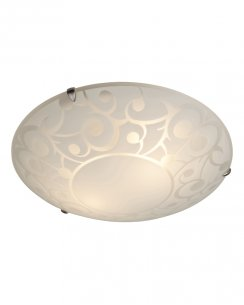 Firstlight Coral 2 Light Modern Flush Ceiling Fitting CF11