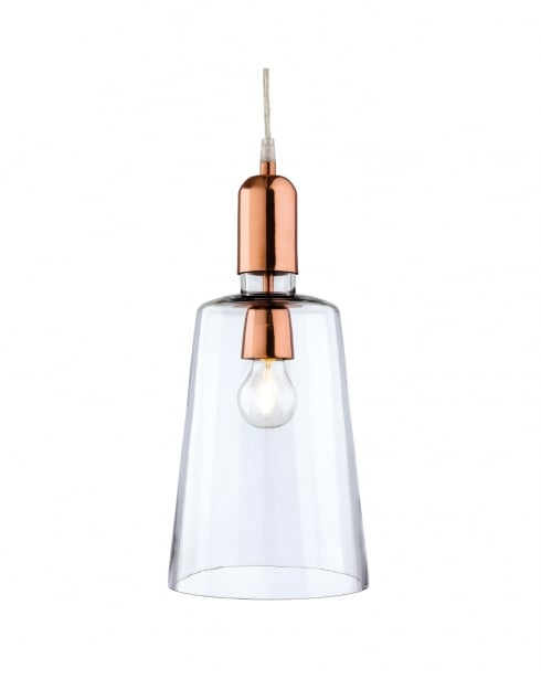 Firstlight Craft Single Light Modern Pendant Light 2350CP