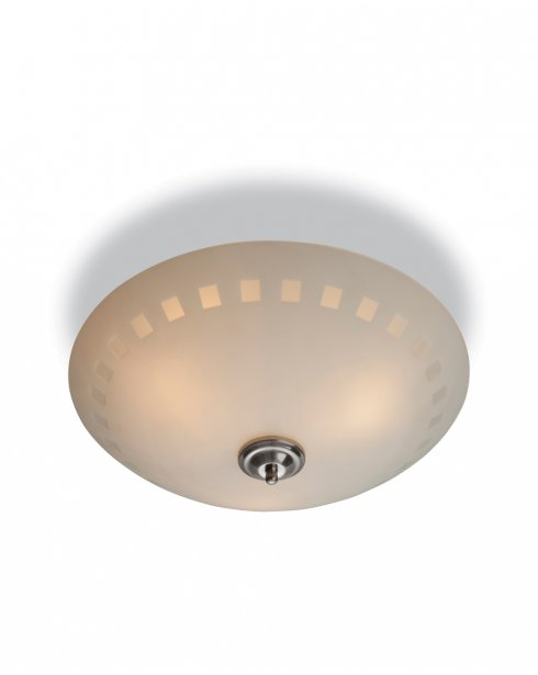 Firstlight Daisy 3 Light Modern Flush Ceiling Fitting 8315