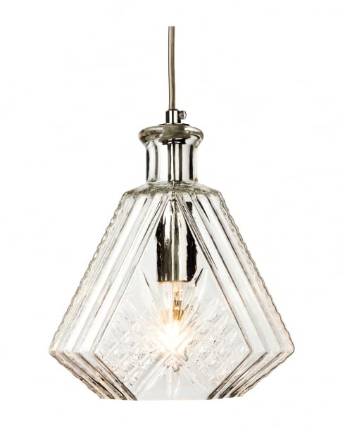 Firstlight Decanter TRI Pendant Light 3448CH