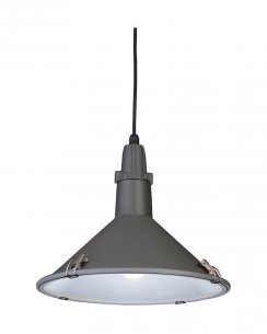 Firstlight Eden Single Light Modern Pendant Light 8313GR