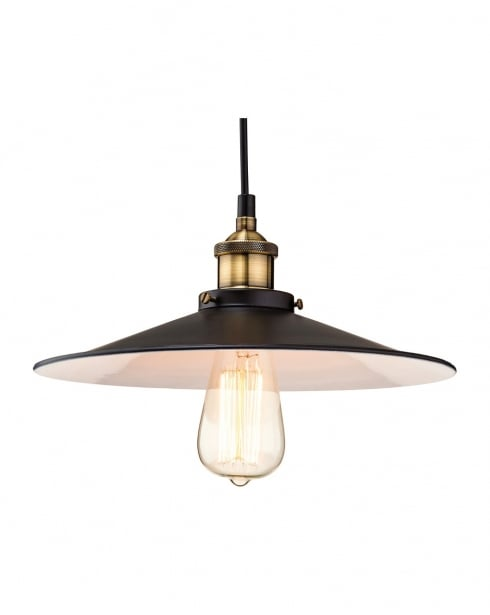 Firstlight Empire Pendant Light 3471BK