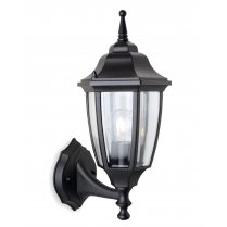 Firstlight Faro Single Light Traditional Porch Light 8661BK