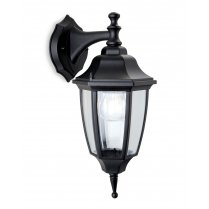 Firstlight Faro Single Light Traditional Porch Light 8662BK