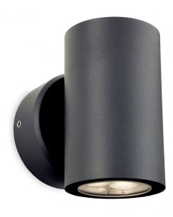 Firstlight Alaska LED 2 Light Modern Porch Light 2334GP