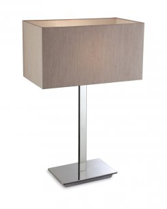 Firstlight Prince Single Light Modern Beside Lamp 8329OY