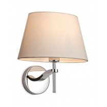 Firstlight Princess Single Light Modern Decorative Wall Light 8369CR