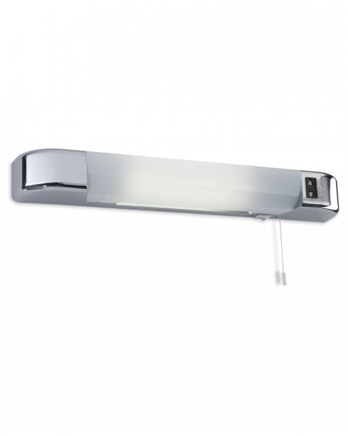 Firstlight Shaver LED Single Light Modern Wall Mounted Shaver Light 8659CH