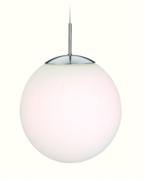 Firstlight Globe Single Light Modern Pendant Light 3303BS
