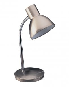 Firstlight Harvard Single Light Modern Desk Lamp 2163BS