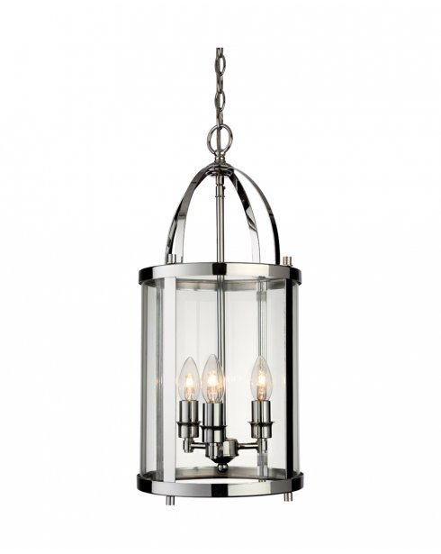 Firstlight Imperial 3 Light Traditional Pendant Light 8301CH