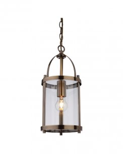 Firstlight Imperial Single Light Traditional Pendant Light 8300AB