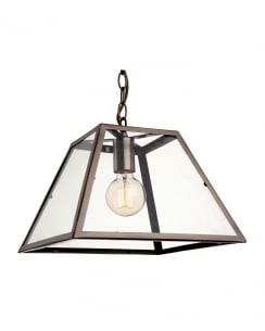 Firstlight Kew Pendant Light 3439AB
