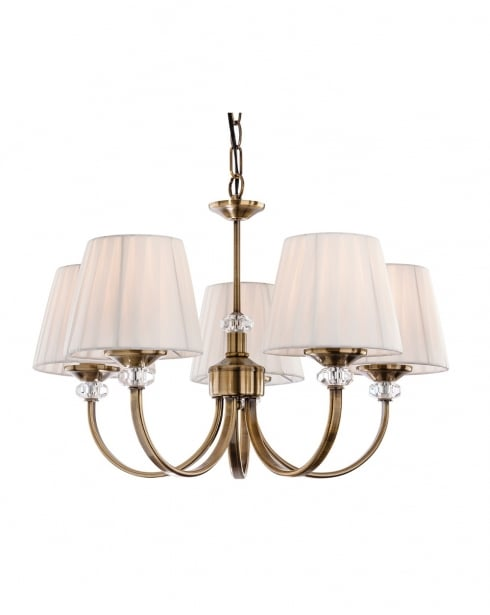 Firstlight Langham Multi-Arm Pendant 4863AB