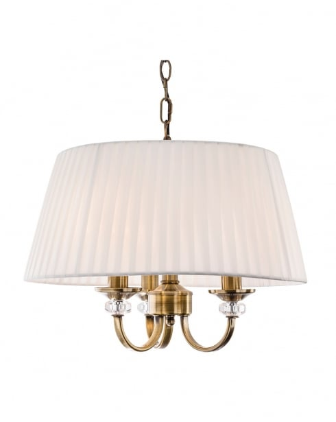 Firstlight Langham Multi-Arm Pendant 4865AB