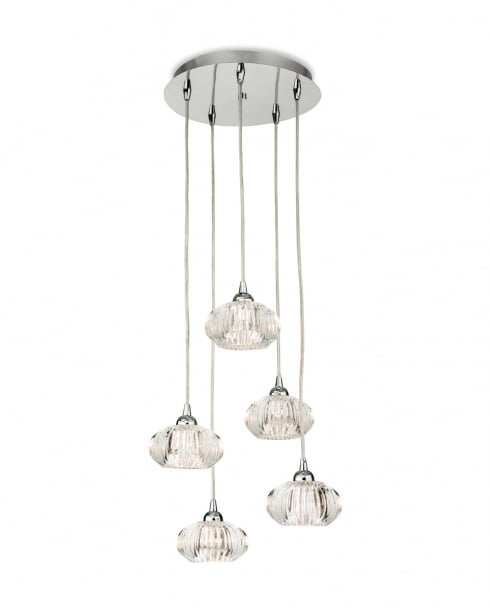 Firstlight Lisbon Pendant Light 4859CH