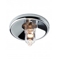 Firstlight LV1350CH Single Light Modern Spotlight Fitting