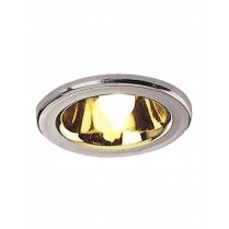 Firstlight LV1360CH Single Light Modern Spotlight Fitting