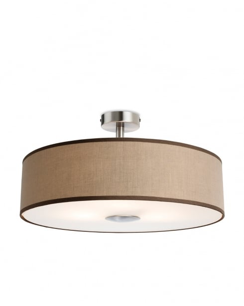 Firstlight Madison Semi-Flush Light 4887TA