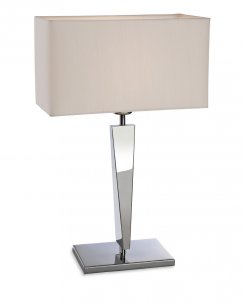 Firstlight Mansion Single Light Modern Incidental Table Lamp 8227PST