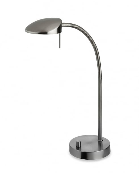 Firstlight Milan LED Articulated Table Lamp 4926BS